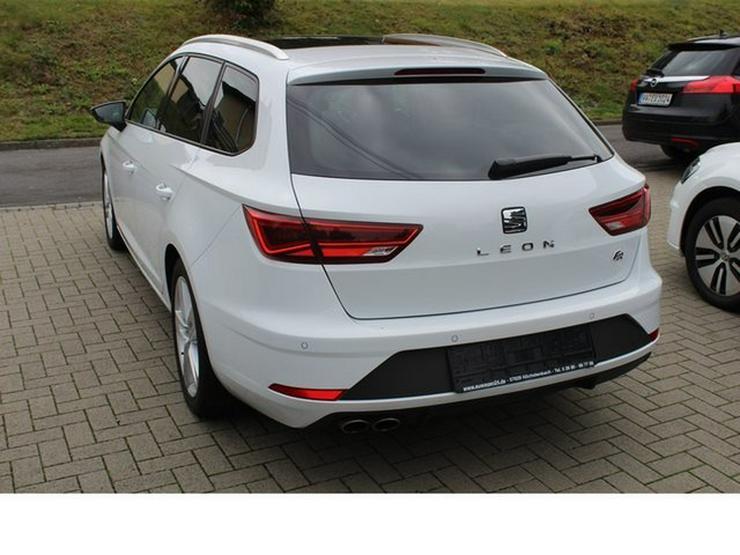 Bild 5: SEAT Leon ST 1,4 TSI ACT FR - LED-GHD-NAVI