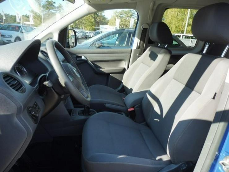 Bild 6: VW Caddy MAXI LRS 1.6 TDI + NAVI/AHK/PDC