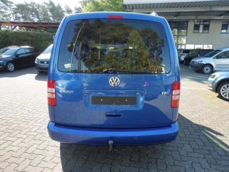 Bild 4: VW Caddy MAXI LRS 1.6 TDI + NAVI/AHK/PDC