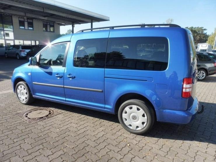 Bild 3: VW Caddy MAXI LRS 1.6 TDI + NAVI/AHK/PDC
