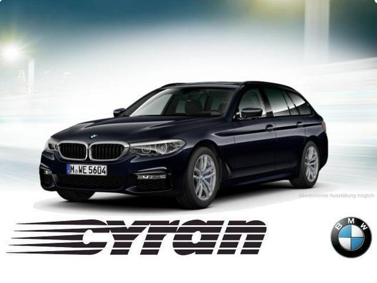 Bild 2: BMW 530i xDrive Touring M-Paket 399 EUR L-Rate netto