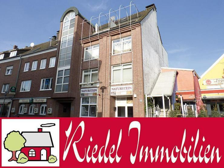 3-Zi.-Eigentumswohnung im 1. OG in der Innenstadt mit 2 Tiefgaragen-Stellplätzen (sofort ...