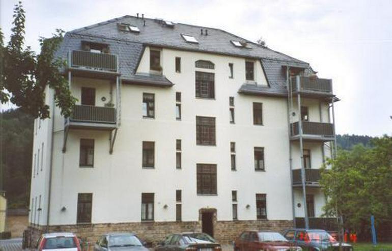 Kleine 1-Raum-Wohnung mit Balkon!