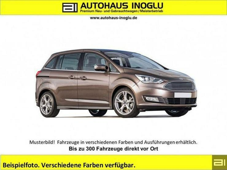 FORD Grand C-Max 1.0 Eco 125PS Business SYNC, Alu16, Winterp. Klimaauto, PDC, Design-P.