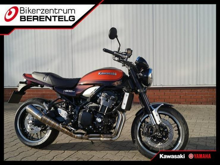 KAWASAKI Z 900 Z900RS RS inkl. Zard kompl Anlage TOP