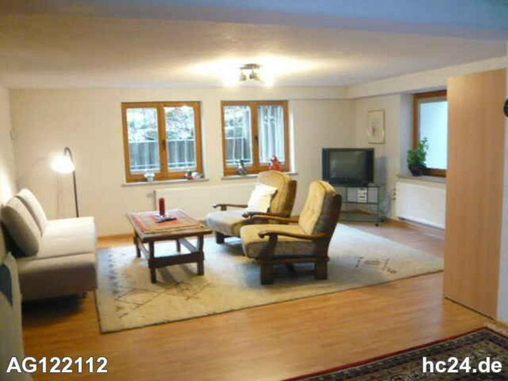 1 Zimmer-Apartment in Weil am Rhein-Ost, Souterrain, befristet