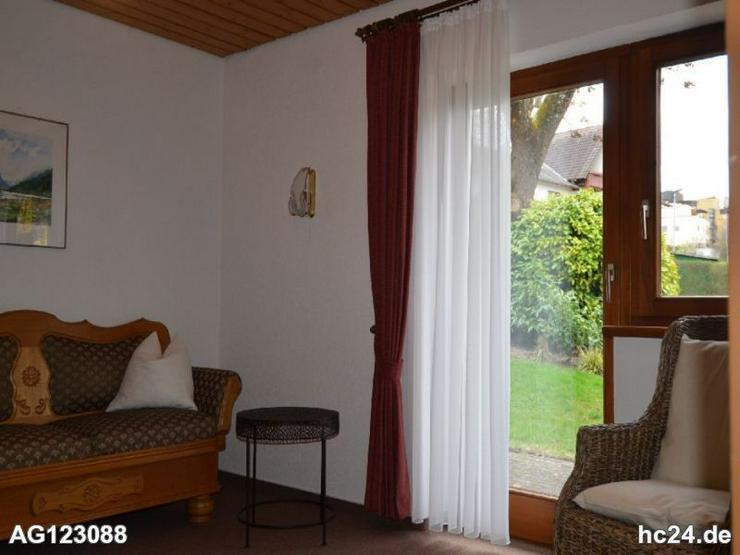Möblierte 2- Zimmer Wohnung in Bad Bellingen - Bild 1