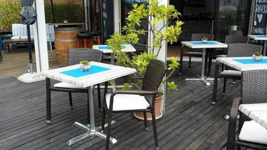 MIETE / TRASPASO : Terrassen-Café mit Meerblick in Paguera - Auslandsimmobilien - Bild 1