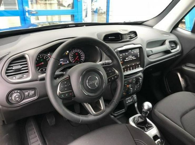 Bild 6: Jeep Renegade Mod. 2019 1.0 T-GDI Limited 2WD NEU-Bestellfahrzeug inkl. Anlieferung (D)