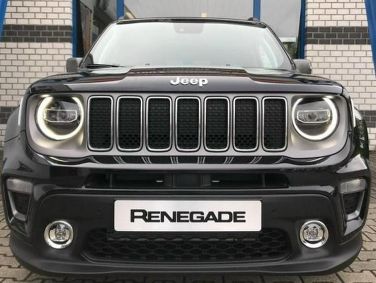 Bild 3: Jeep Renegade Mod. 2019 1.3 T-GDI Limited DDCT-6 2WD NEU-Bestellfahrzeug inkl. Anlieferung (D)