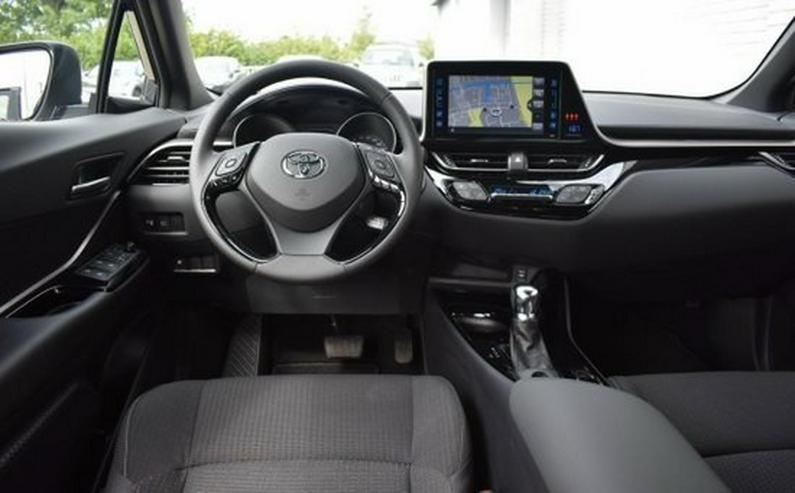 Bild 6: Toyota C-HR Mod. 2019 1.2 T-Dynamic + CVT + Navi NEU-Bestellfahrzeug inkl. Anlieferung (D)
