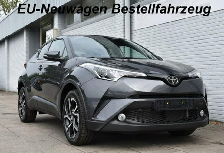 Toyota C-HR Mod. 2019 1.2 T-Dynamic + CVT + Navi NEU-Bestellfahrzeug inkl. Anlieferung (D) - Autos - Bild 1
