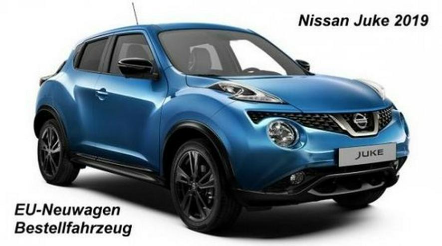 Nissan Juke Mod. 2019 1.6 Tekna Plus NEU-Bestellfahrzeug inkl. Anlieferung (D) - Autos - Bild 1