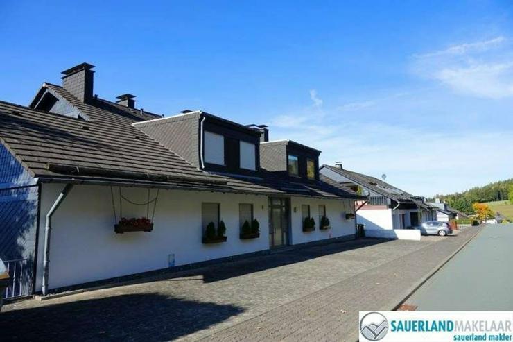 gemütliche 3-Zimmerwohnung in Niedersfeld