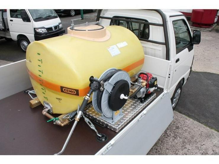 Bild 16: PIAGGIO Porter Kipper 4x4 ALLRAD (Daihatsu Hijet) Benzin
