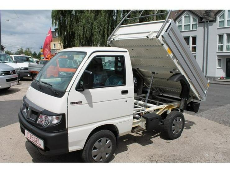Bild 2: PIAGGIO Porter Kipper 4x4 ALLRAD (Daihatsu Hijet) Benzin