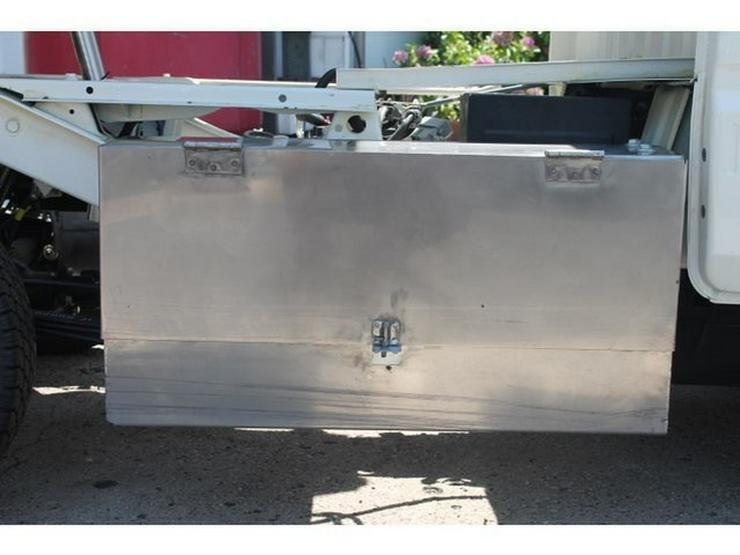 Bild 25: PIAGGIO Porter Kipper 4x4 ALLRAD (Daihatsu Hijet) Benzin