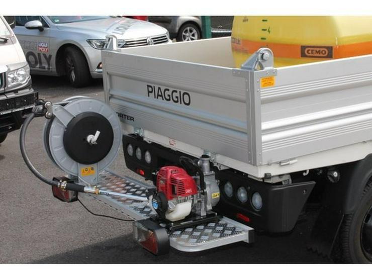 Bild 23: PIAGGIO Porter Kipper 4x4 ALLRAD (Daihatsu Hijet) Benzin