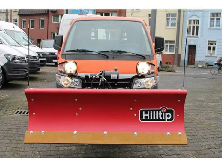 Bild 14: PIAGGIO Porter Kipper 4x4 ALLRAD (Daihatsu Hijet) Benzin