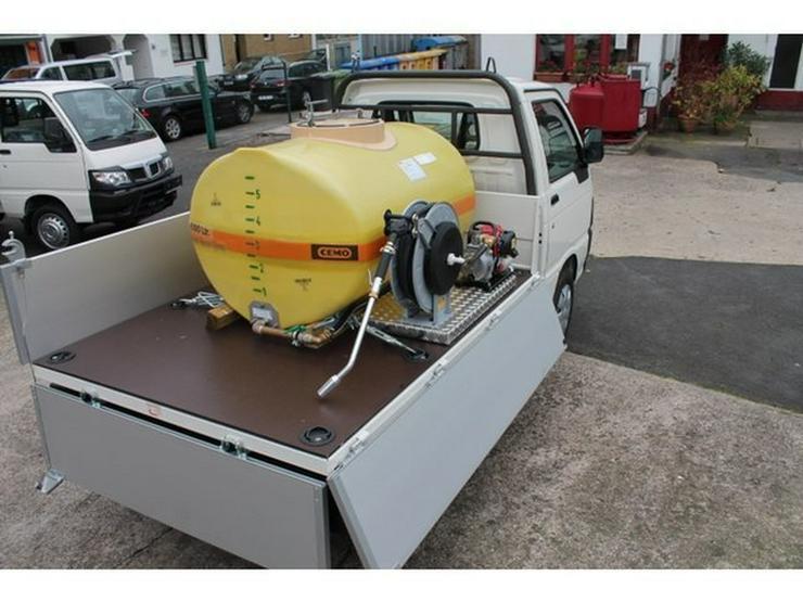 Bild 15: PIAGGIO Porter Kipper 4x4 ALLRAD (Daihatsu Hijet) Benzin