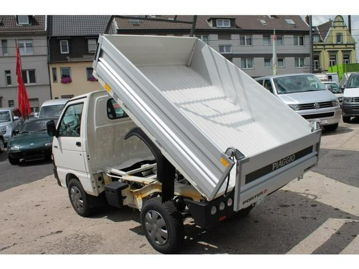 Bild 3: PIAGGIO Porter Kipper 4x4 ALLRAD (Daihatsu Hijet) Benzin