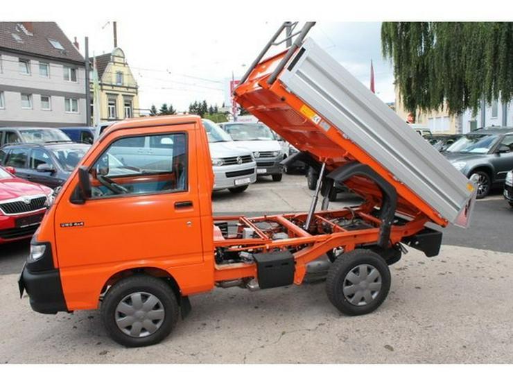 Bild 11: PIAGGIO Porter Kipper 4x4 ALLRAD (Daihatsu Hijet) Benzin