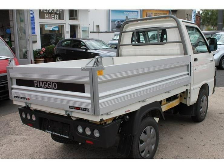 Bild 6: PIAGGIO Porter Kipper 4x4 ALLRAD (Daihatsu Hijet) Benzin