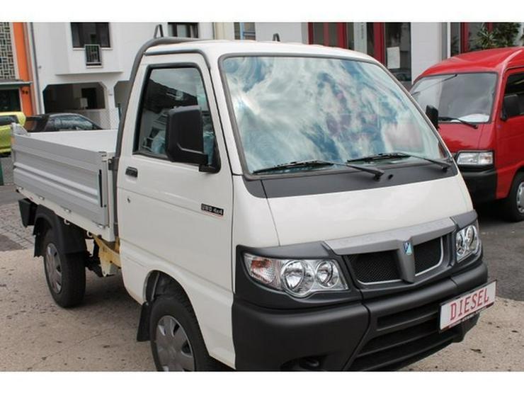 Bild 5: PIAGGIO Porter Kipper 4x4 ALLRAD (Daihatsu Hijet) Benzin