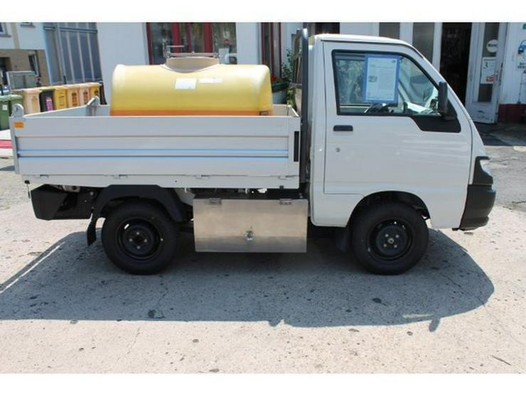 Bild 24: PIAGGIO Porter Kipper 4x4 ALLRAD (Daihatsu Hijet) Benzin