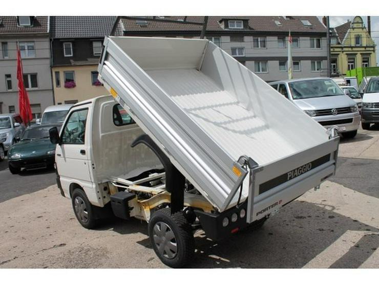 Bild 1: PIAGGIO Porter Kipper 4x4 ALLRAD (Daihatsu Hijet) Benzin