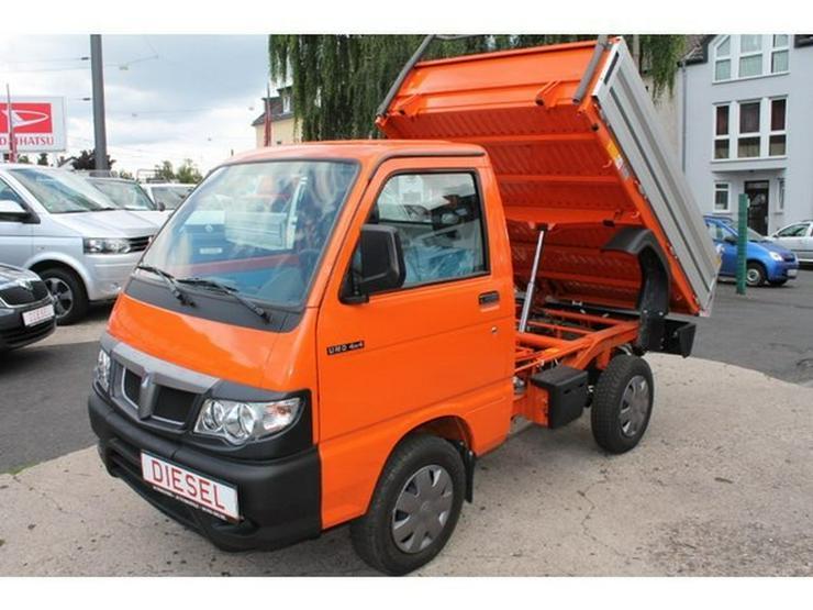 Bild 12: PIAGGIO Porter Kipper 4x4 ALLRAD (Daihatsu Hijet) Benzin