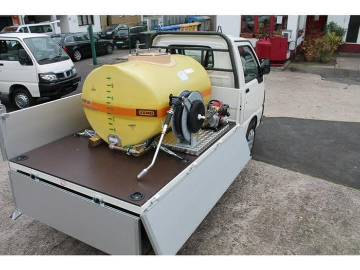 Bild 17: PIAGGIO Porter Kipper 4x4 ALLRAD (Daihatsu Hijet) Benzin