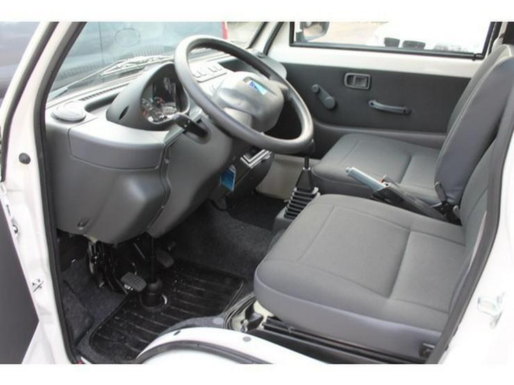 Bild 5: PIAGGIO Porter Kipper 4x4 (Daihatsu Hijet)