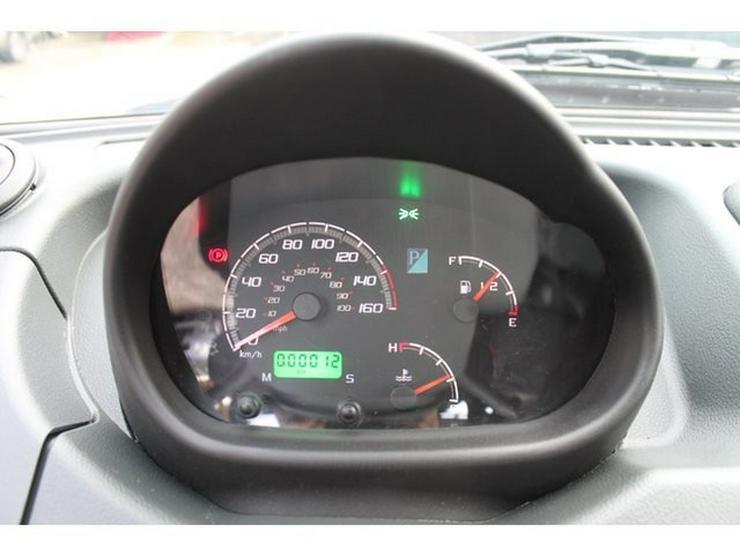Bild 6: PIAGGIO Porter Kipper 4x4 (Daihatsu Hijet)