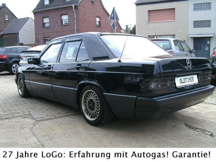 MERCEDES-BENZ 190 E 2.3 LPG Autogas=tanken für 59 Cent! H-Kennzeichen