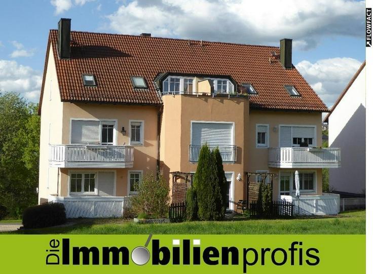 Helles 1-Zimmer Appartement mit Garage in Oberkotzau