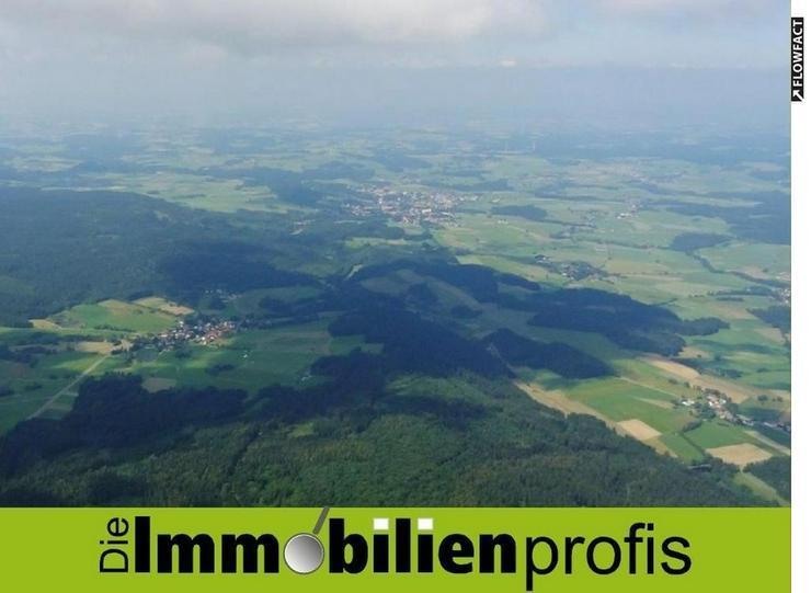 Baugrundstück mit ca. 540 m² für 10.800 Euro in Zell i. Fichtelgebirge