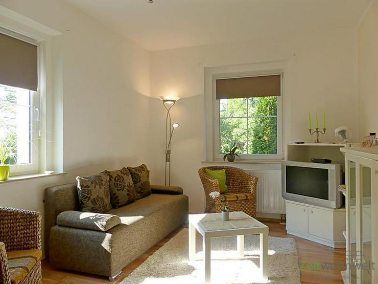 (EF0443_M) Dresden: Coschütz/Gittersee, modernes, ruhiges Apartment im Grünen, separate ...