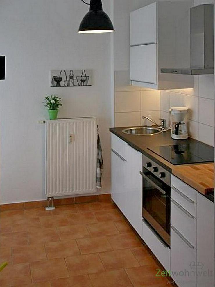 Bild 4: (EF0442_M) Dresden: Striesen-West, möblierter 2-ZKB mit Parkett, Balkon, Reinigungsservic...