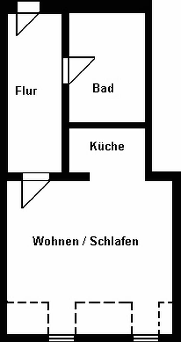 Schöne Single-Wohnung!