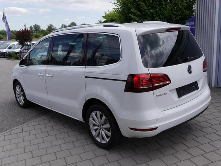 Bild 2: VW Sharan 2.0 TDI DPF HIGHLINE * BMT * ACTIVE LIGHTING SYSTEM * NAVI * 7-SITZER * RÜCKFAHRKAMERA
