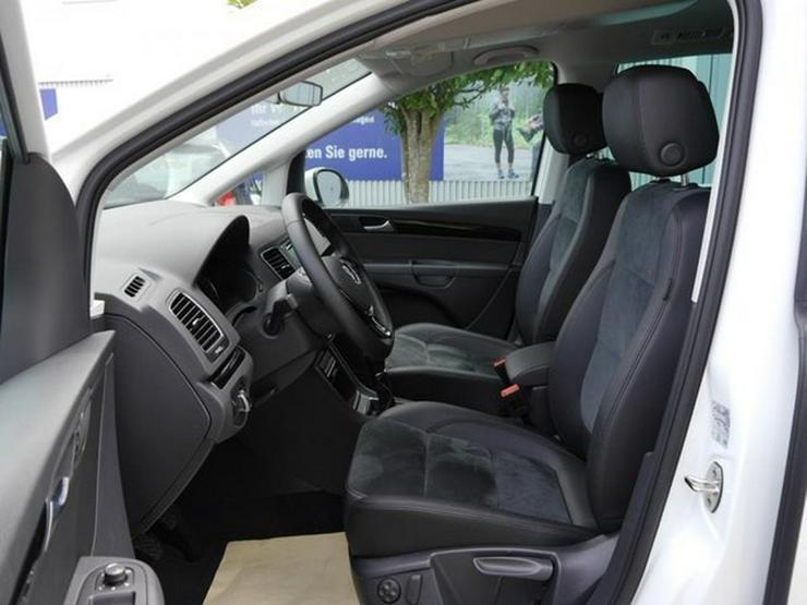 Bild 4: VW Sharan 2.0 TDI DPF HIGHLINE * BMT * ACTIVE LIGHTING SYSTEM * NAVI * 7-SITZER * RÜCKFAHRKAMERA