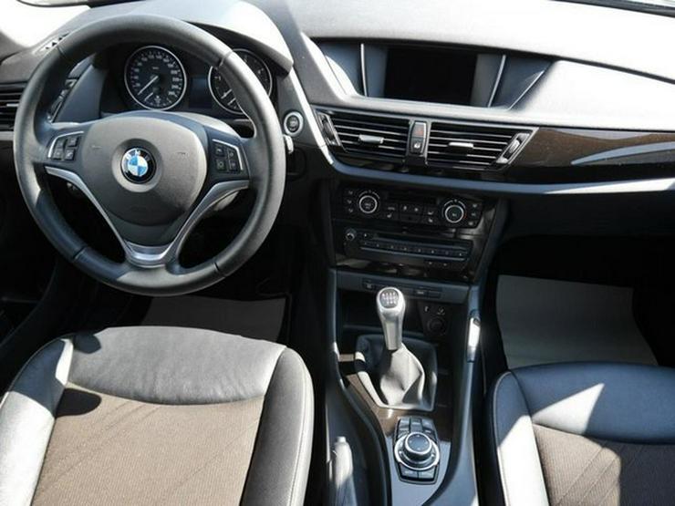 Bild 6: BMW X1 sDrive20d DPF XLINE * NAVI * XENON * TEILLEDER * PARKTRONIC * SITZHEIZUNG * TEMPOMAT