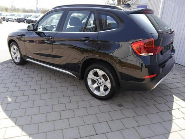 Bild 2: BMW X1 sDrive20d DPF XLINE * NAVI * XENON * TEILLEDER * PARKTRONIC * SITZHEIZUNG * TEMPOMAT