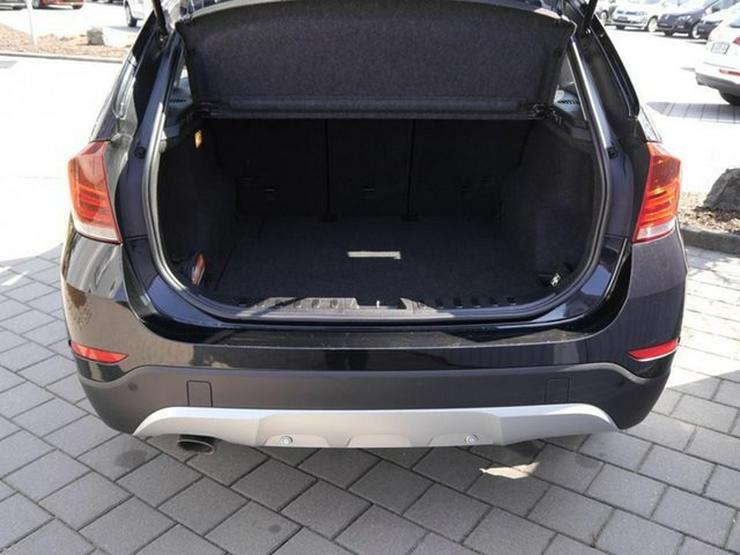 Bild 5: BMW X1 sDrive20d DPF XLINE * NAVI * XENON * TEILLEDER * PARKTRONIC * SITZHEIZUNG * TEMPOMAT