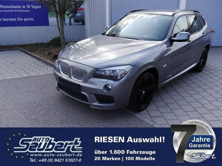 BMW X1 xDrive23d DPF M SPORTPAKET * 18 ZOLL * NAVI * XENON * PDC * SITZHEIZUNG * TEMPOMAT