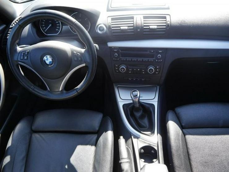 Bild 6: BMW 120d DPF Cabrio * LEDER * XENON * PARKTRONIC * SITZHEIZUNG * TEMPOMAT * KLIMAAUTOMATIK