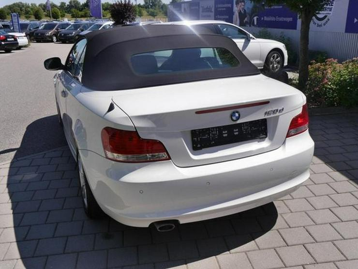 Bild 2: BMW 120d DPF Cabrio * LEDER * XENON * PARKTRONIC * SITZHEIZUNG * TEMPOMAT * KLIMAAUTOMATIK