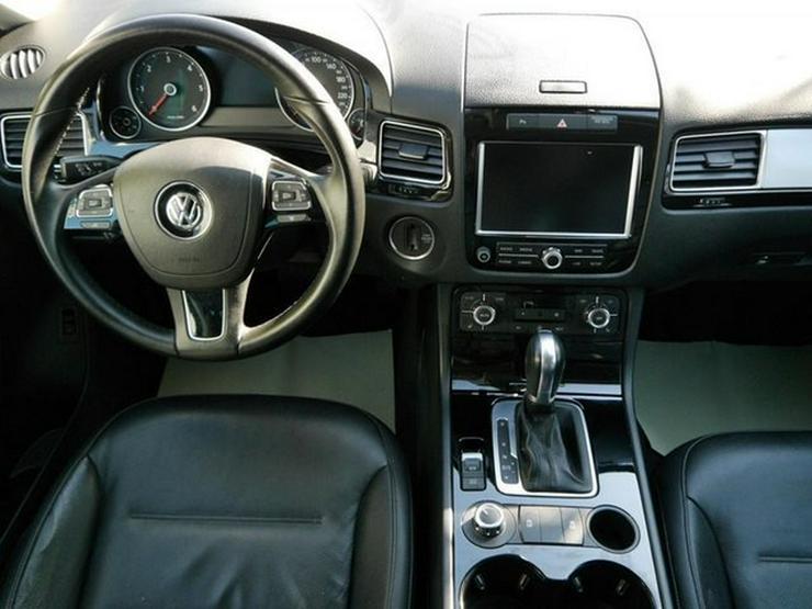Bild 6: VW Touareg 3.0 V6 TDI DPF 4MOTION TIPTRONIC * AHK * LEDER * WINTERPAKET * NAVI * XENON * SHZG VORN &