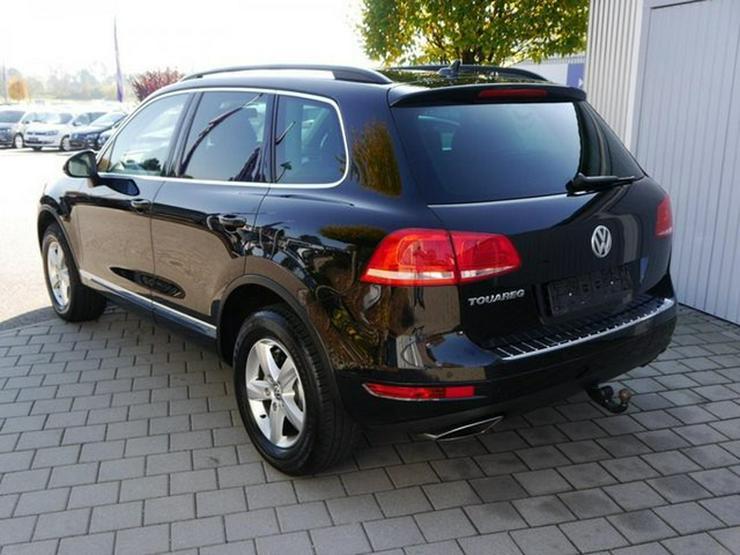 Bild 2: VW Touareg 3.0 V6 TDI DPF 4MOTION TIPTRONIC * AHK * LEDER * WINTERPAKET * NAVI * XENON * SHZG VORN &